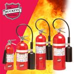 C) Buckeye Carbon Dioxide (CO2) Extinguisher - As Low As