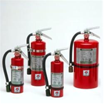 Fire Extinguisher - JL Industries Mercury Halotron - As Low As