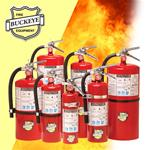 Fire Extinguisher - Buckeye ABC Dry Chemical - As Low As