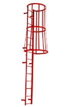 - Wall Mounted Fixed Ladders